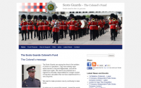 The Scots Guards Colonel's Fund